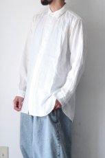 画像4: suzuki takayuki / リネンシャツ (4)