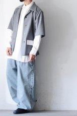 画像11: suzuki takayuki / リネンシャツ (11)
