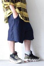 画像5: yoshio kubo GROUNDFLOOR / デニムショーツ (5)