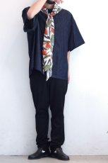 画像13: yoshio kubo GROUNDFLOOR / デニムプルオーバーシャツ (13)