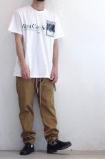 画像2: yoshio kubo GROUNDFLOOR / WANTEDポケットTシャツ (2)