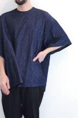 画像3: yoshio kubo GROUNDFLOOR / デニムプルオーバーシャツ (3)