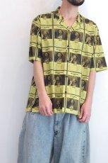 画像14: yoshio kubo GROUNDFLOOR / WANTEDアロハシャツ (14)
