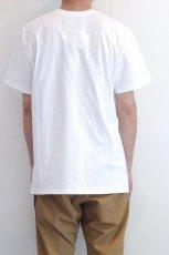 画像7: yoshio kubo GROUNDFLOOR / WANTEDポケットTシャツ (7)