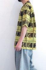 画像10: yoshio kubo GROUNDFLOOR / WANTEDアロハシャツ (10)