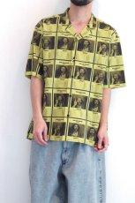 画像8: yoshio kubo GROUNDFLOOR / WANTEDアロハシャツ (8)