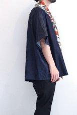画像11: yoshio kubo GROUNDFLOOR / デニムプルオーバーシャツ (11)