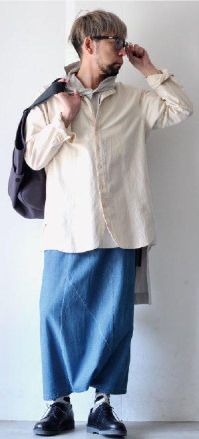 画像3: suzuki takayuki / ペザントシャツ