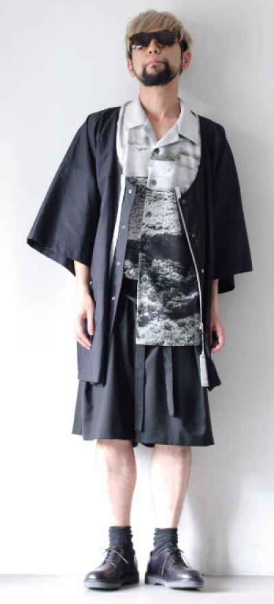 画像2: soe /総柄ハーフスリーブシャツ