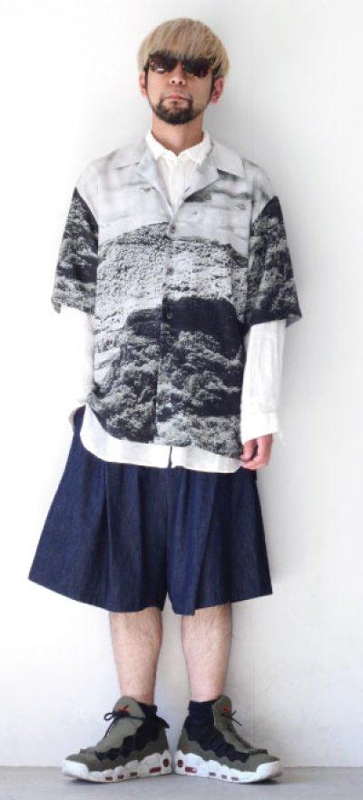 画像2: yoshio kubo GROUNDFLOOR / デニムショーツ