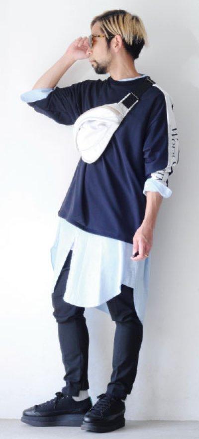 画像2: yoshio kubo GROUNDFLOOR / メッシュプルオーバー