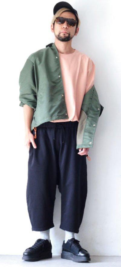 画像1: soe /ラウンドTシャツ