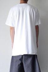 画像7: Licht Bestreben / ロゴプリントルーズTシャツ (7)