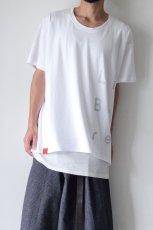 画像9: Licht Bestreben / ロゴプリントルーズTシャツ (9)