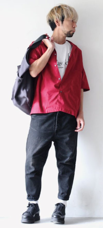 画像1: yoshio kubo GROUNDFLOOR / WANTEDポケットTシャツ