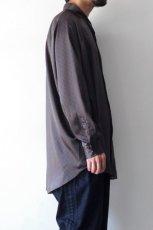 画像8: S I S E / プリントバルーンシャツ (8)