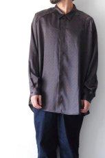 画像9: S I S E / プリントバルーンシャツ (9)