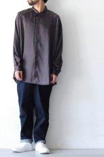 画像3: S I S E / プリントバルーンシャツ (3)