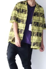 画像6: yoshio kubo GROUNDFLOOR / WANTEDアロハシャツ (6)