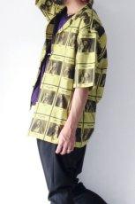 画像3: yoshio kubo GROUNDFLOOR / WANTEDアロハシャツ (3)
