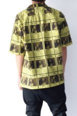 画像5: yoshio kubo GROUNDFLOOR / WANTEDアロハシャツ (5)