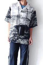 画像4: soe /総柄ハーフスリーブシャツ (4)