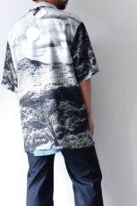 画像6: soe /総柄ハーフスリーブシャツ (6)