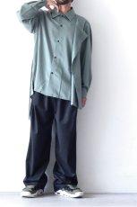 画像11: ETHOSENS / レイヤードシャツ (11)