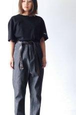 画像14: S I S E / レタープリントTシャツ (14)