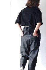 画像13: S I S E / レタープリントTシャツ (13)