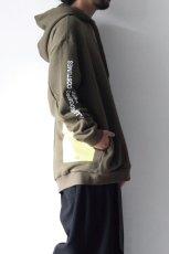 画像6: yoshio kubo GROUNDFLOOR / プリントパーカー (6)