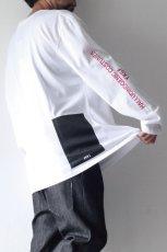 画像7: yoshio kubo GROUNDFLOOR / プリントロングTシャツ (7)