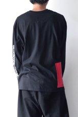 画像6: yoshio kubo GROUNDFLOOR / プリントロングTシャツ (6)