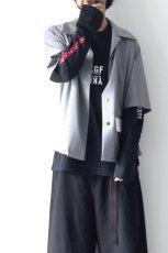 画像11: yoshio kubo GROUNDFLOOR / プリントロングTシャツ (11)
