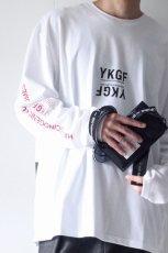 画像20: yoshio kubo GROUNDFLOOR / スクウェアバッグ (20)