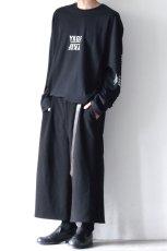 画像10: yoshio kubo GROUNDFLOOR / プリントロングTシャツ (10)