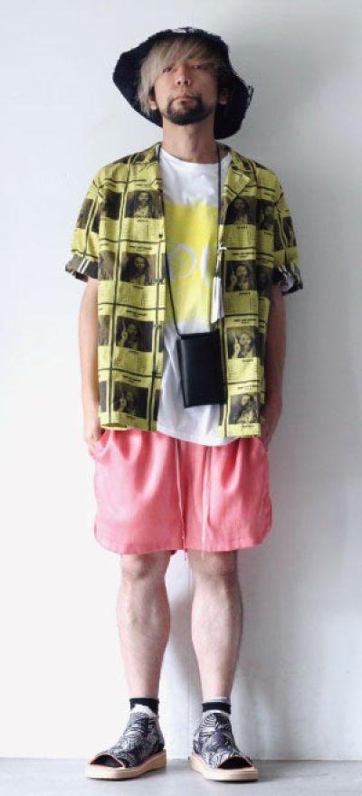 画像3: yoshio kubo GROUNDFLOOR / WANTEDアロハシャツ