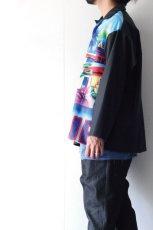 画像7: TENDER PERSON / オープンカラーシャツ (7)