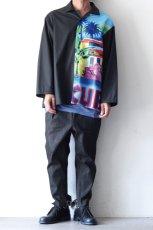 画像3: TENDER PERSON / オープンカラーシャツ (3)
