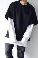 画像12: S I S E / ウールTシャツ (12)