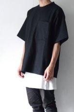 画像4: S I S E / ウールTシャツ (4)
