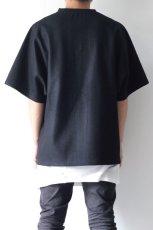 画像6: S I S E / ウールTシャツ (6)
