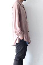画像8: ETHOSENS / オープンカラーシャツ (8)