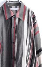 画像10: ETHOSENS / ストライプシャツ (10)