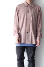 画像10: ETHOSENS / オープンカラーシャツ (10)