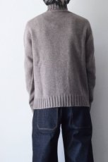 画像5: STUDIO NICHOLSON / FIVE GAUGE HIGH NECK JUMPER (5)