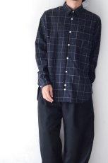 画像3: UNDECORATED / チェックシャツ (3)