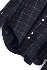 画像15: UNDECORATED / チェックシャツ (15)