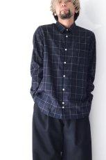 画像2: UNDECORATED / チェックシャツ (2)