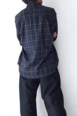 画像6: UNDECORATED / チェックシャツ (6)